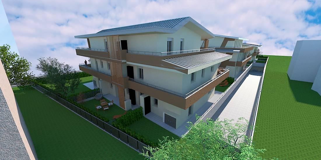 Appartamento in vendita a Seriate, 4 locali, zona rno, prezzo € 474.000 | PortaleAgenzieImmobiliari.it