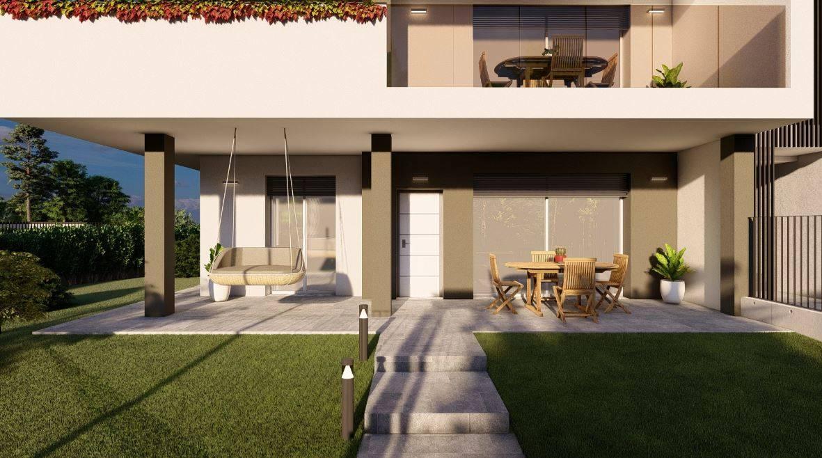 Appartamento in vendita a Grassobbio, 3 locali, prezzo € 275.000   PortaleAgenzieImmobiliari.it