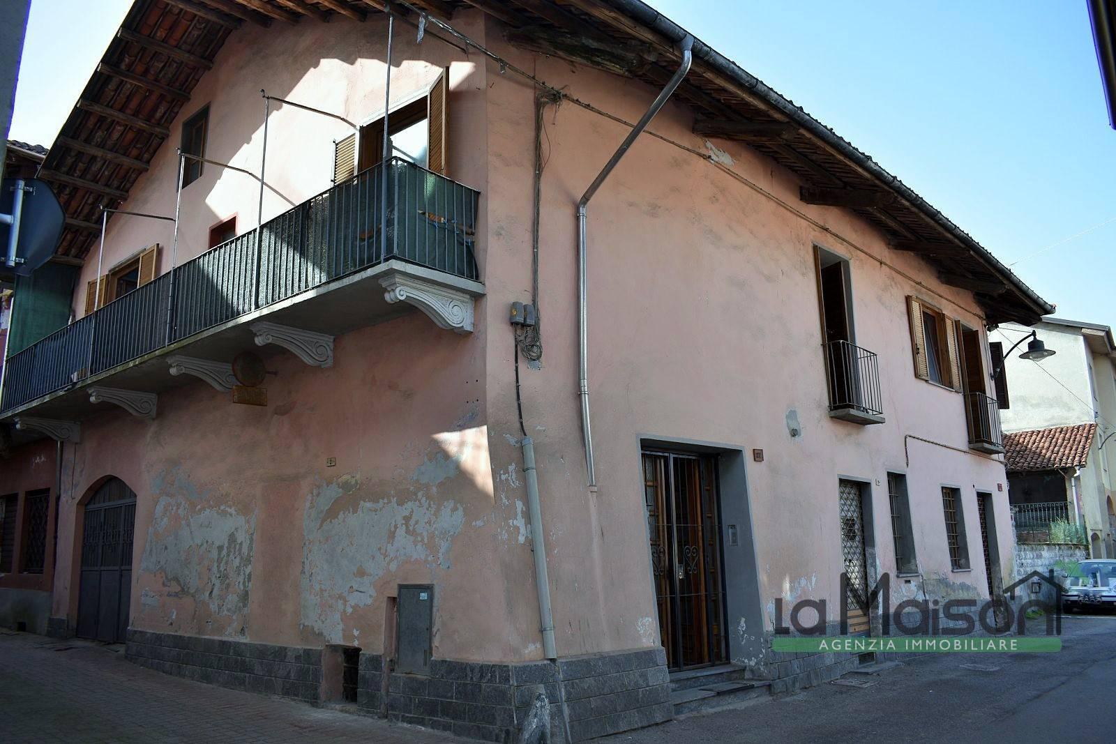 Casa indipendente in vendita a San Martino Canavese (TO)