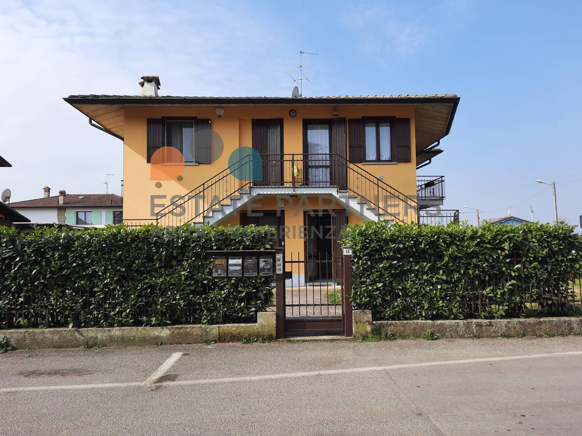 Appartamento in vendita a Scannabue, Palazzo Pignano (CR)