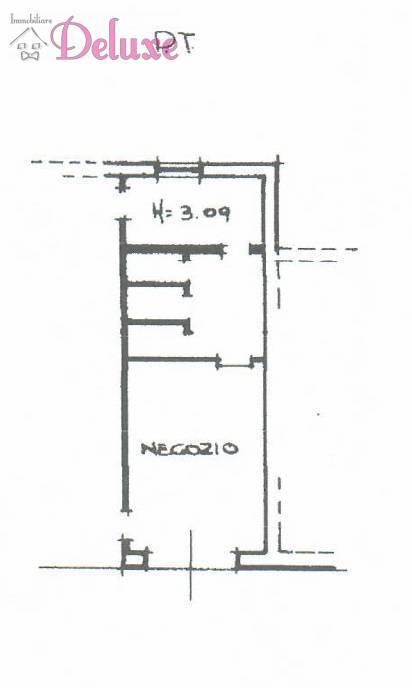 Negozio / Locale in affitto a Macerata, 9999 locali, zona Zona: Frazioni, prezzo € 350 | CambioCasa.it