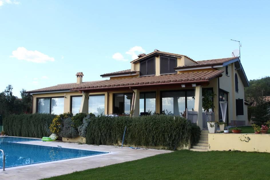 Villa in vendita a Fara in Sabina, 8 locali, zona Zona: Stallone, prezzo € 730.000 | CambioCasa.it