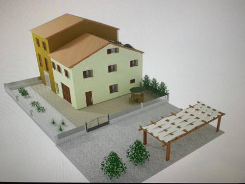 BIFAMILIARE in Vendita a Monte San Vito