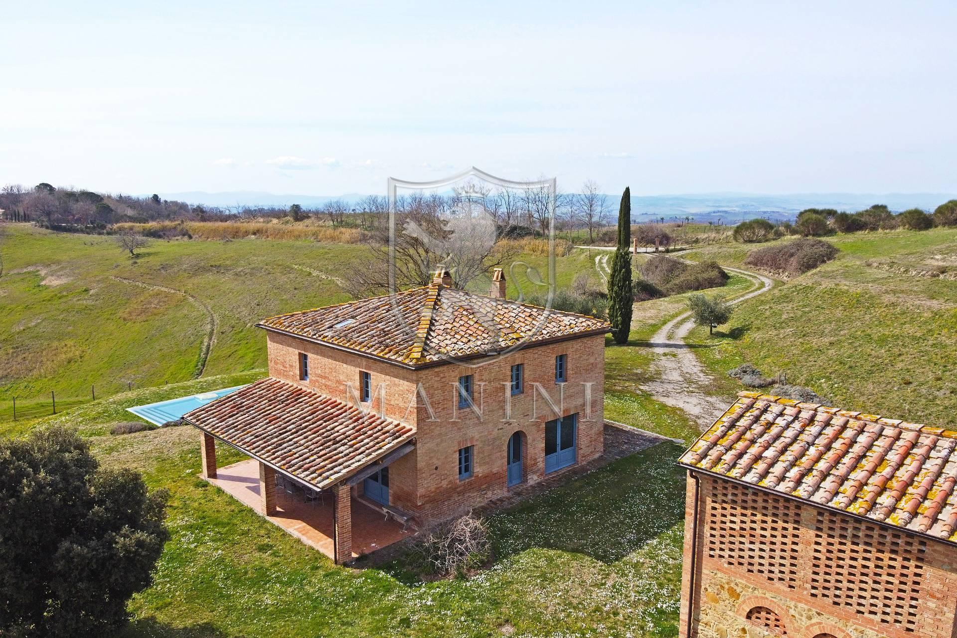 Rustico / Casale in vendita a Montalcino, 12 locali, prezzo € 1.100.000 | CambioCasa.it