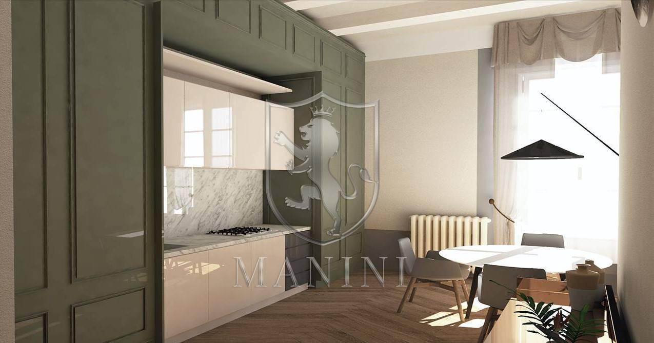 Appartamento in vendita a Cortona, 5 locali, prezzo € 250.000 | CambioCasa.it