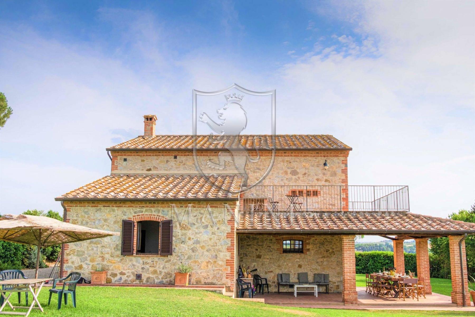 Rustico / Casale in vendita a Castiglione del Lago, 11 locali, zona Zona: Sanfatucchio, prezzo € 685.000   CambioCasa.it