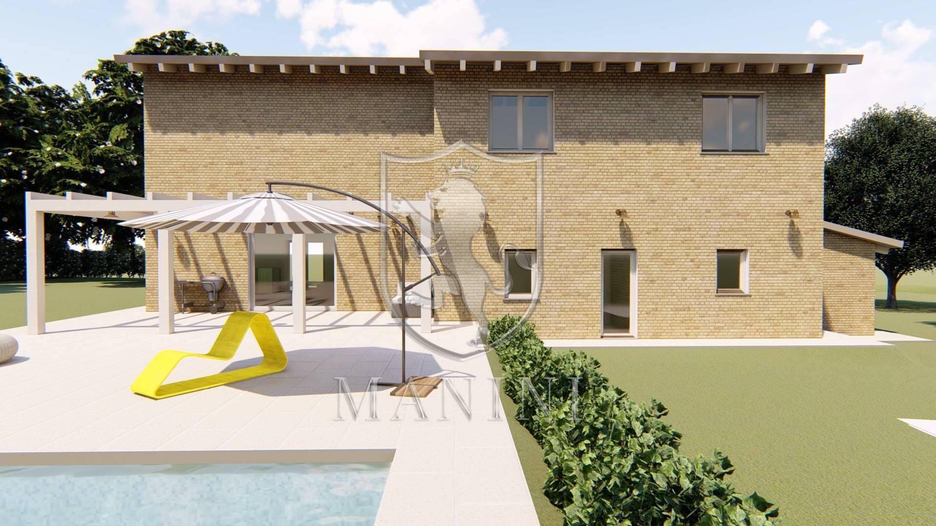 Rustico / Casale in vendita a San Casciano dei Bagni, 15 locali, prezzo € 900.000 | CambioCasa.it