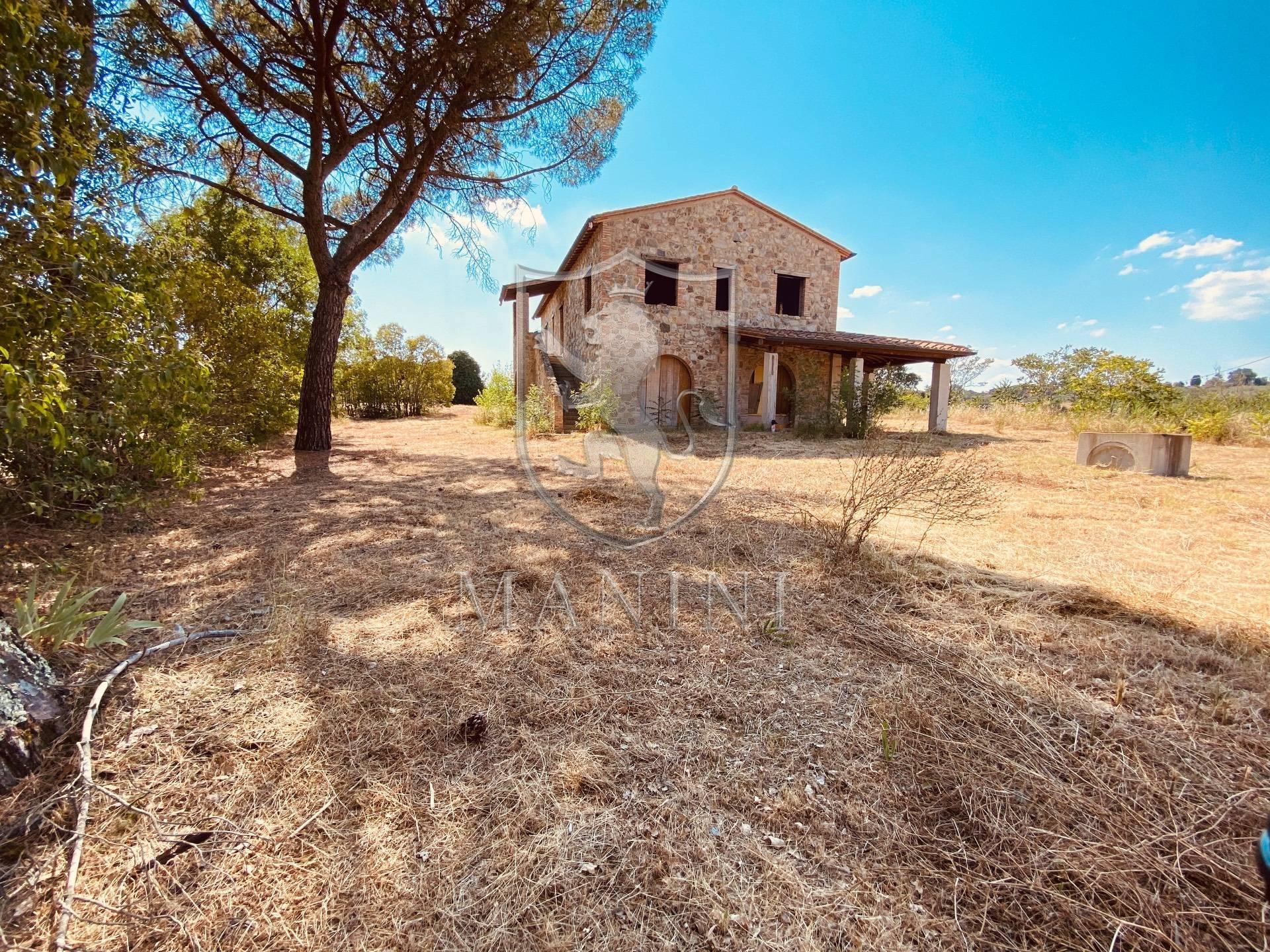 Rustico / Casale in vendita a Castiglione del Lago, 8 locali, zona Zona: Villastrada, prezzo € 285.000   CambioCasa.it