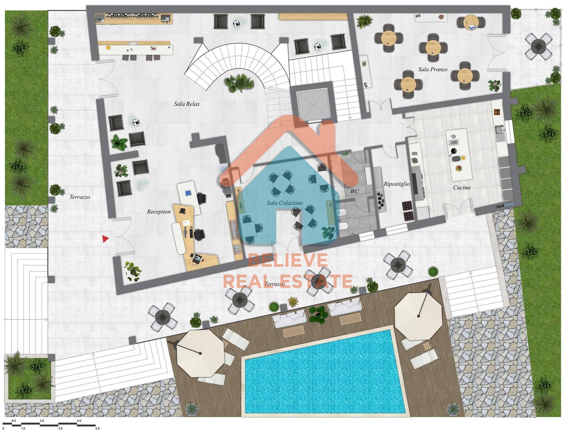 Villa - Casa, 1,120 Mq, Vendita - Foggia (FG)