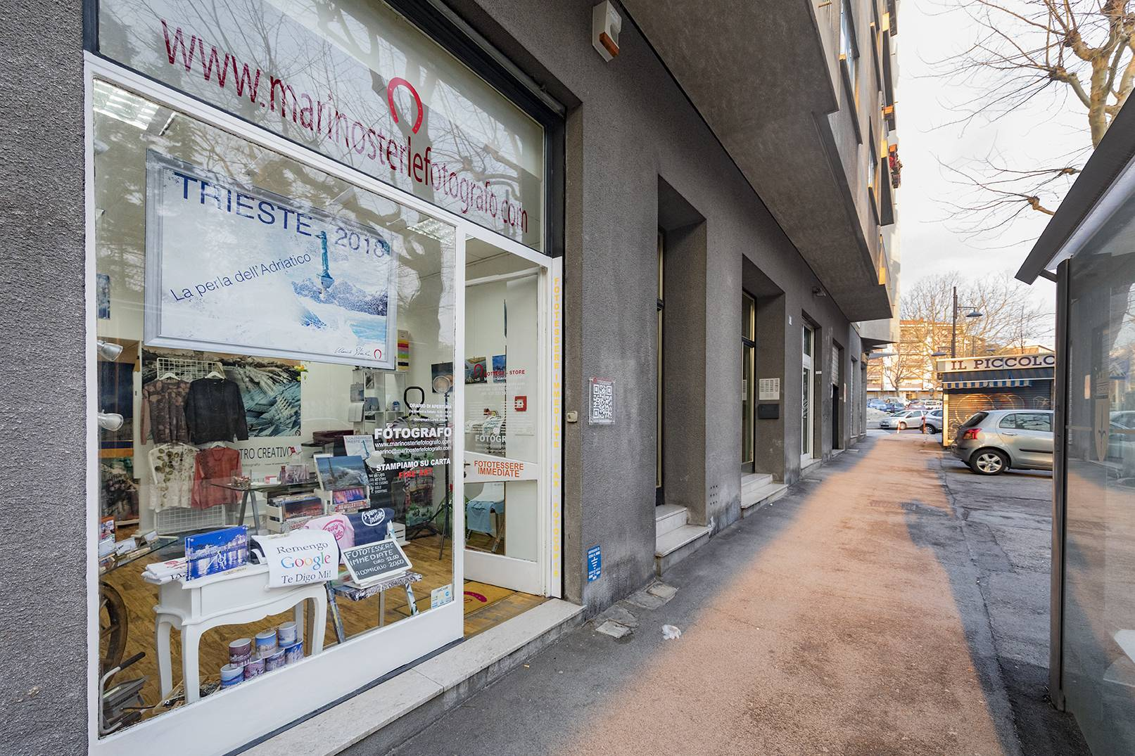Negozio / Locale in affitto a Trieste, 9999 locali, prezzo € 400 | PortaleAgenzieImmobiliari.it