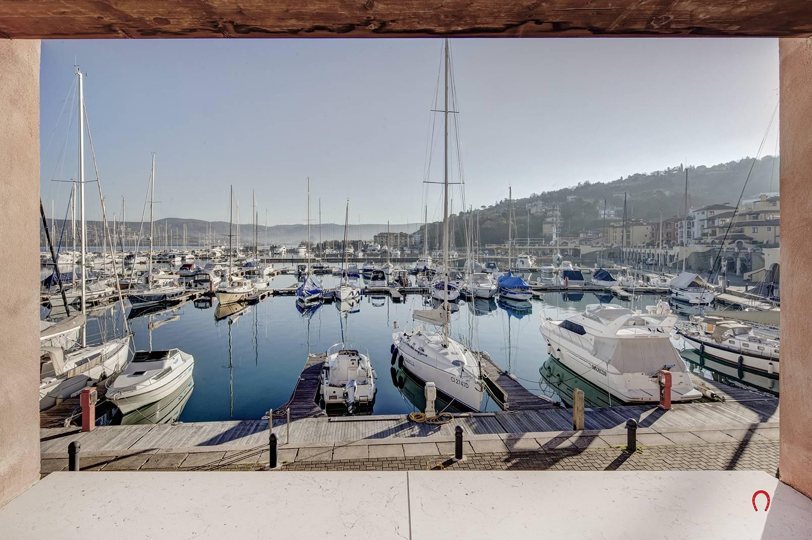 Appartamento in vendita a Muggia, 2 locali, zona Località: PortoSanRocco, prezzo € 205.000   PortaleAgenzieImmobiliari.it
