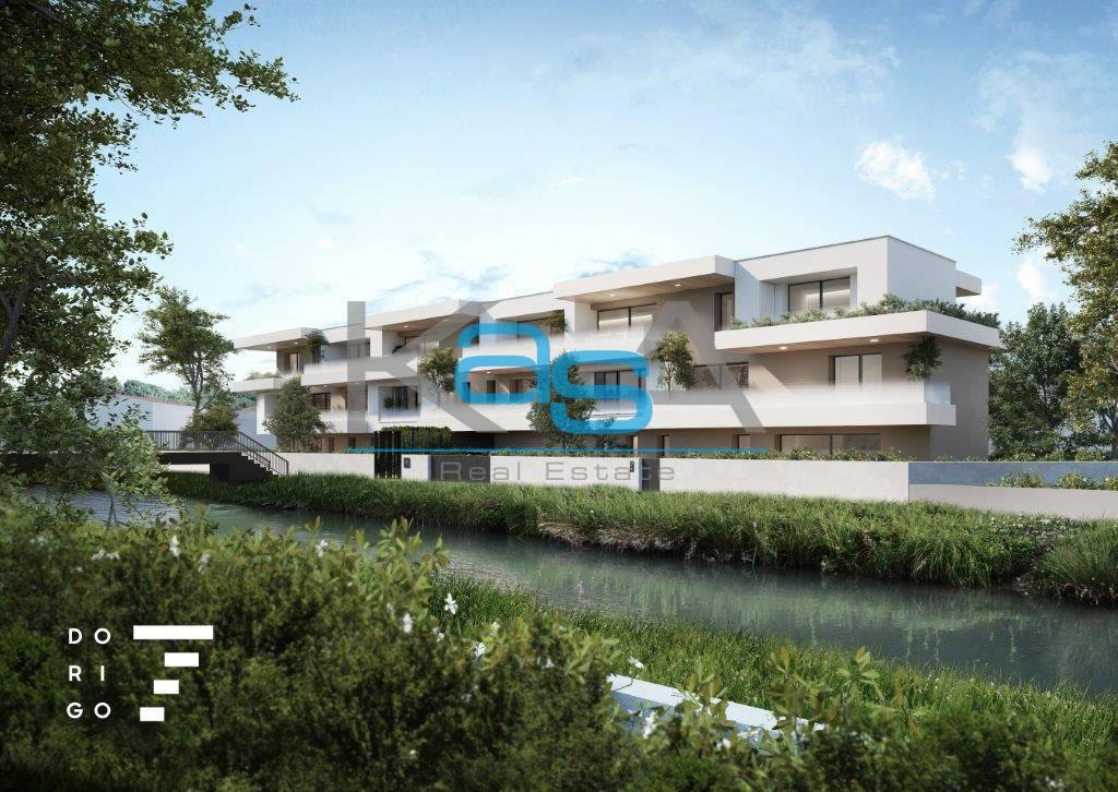 Appartamento in vendita a Treviso, 5 locali, zona Località: FuoriMura, prezzo € 495.000 | CambioCasa.it