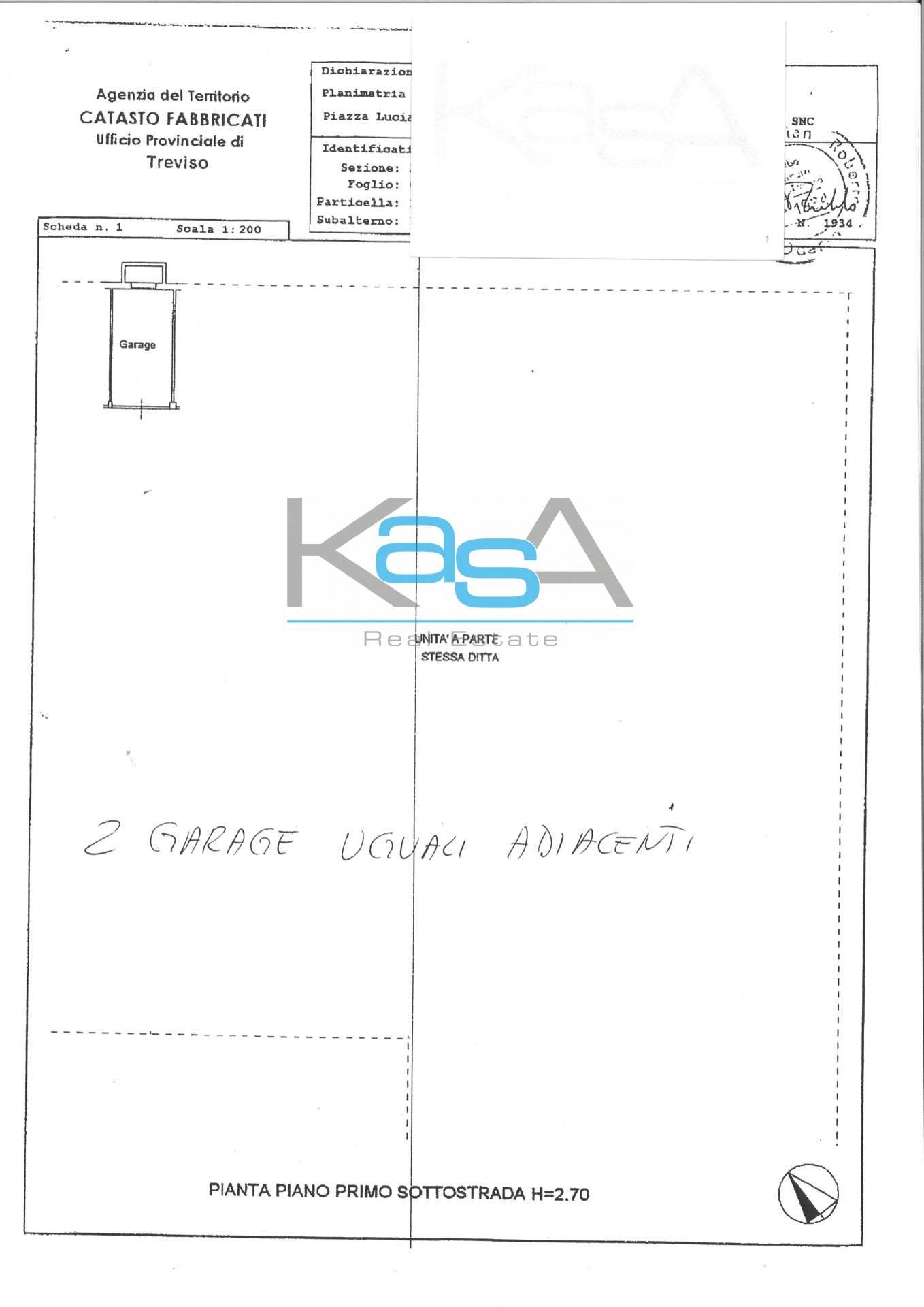 Box / Garage in vendita a Spresiano, 1 locali, prezzo € 15.000 | CambioCasa.it