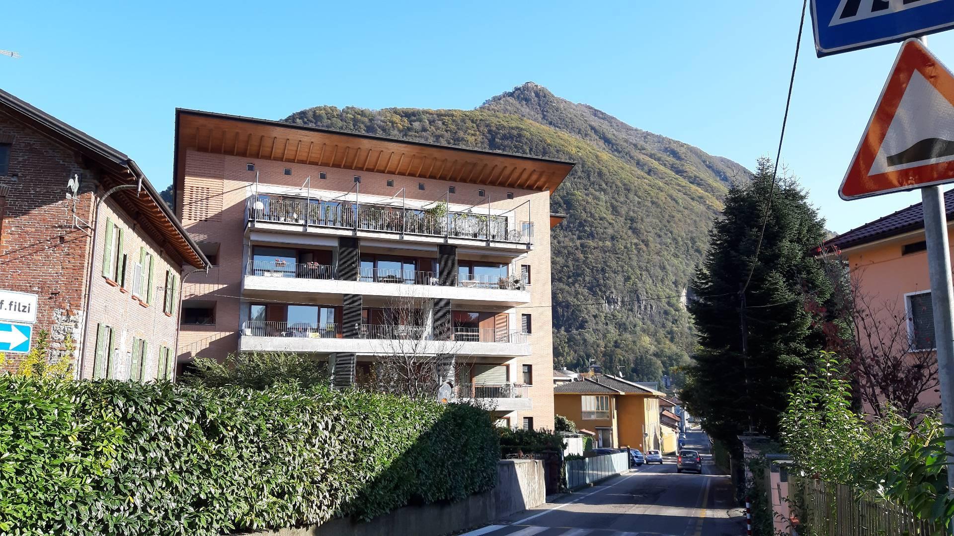 Appartamento in vendita a Laveno-Mombello, 1 locali, prezzo € 79.000 | CambioCasa.it