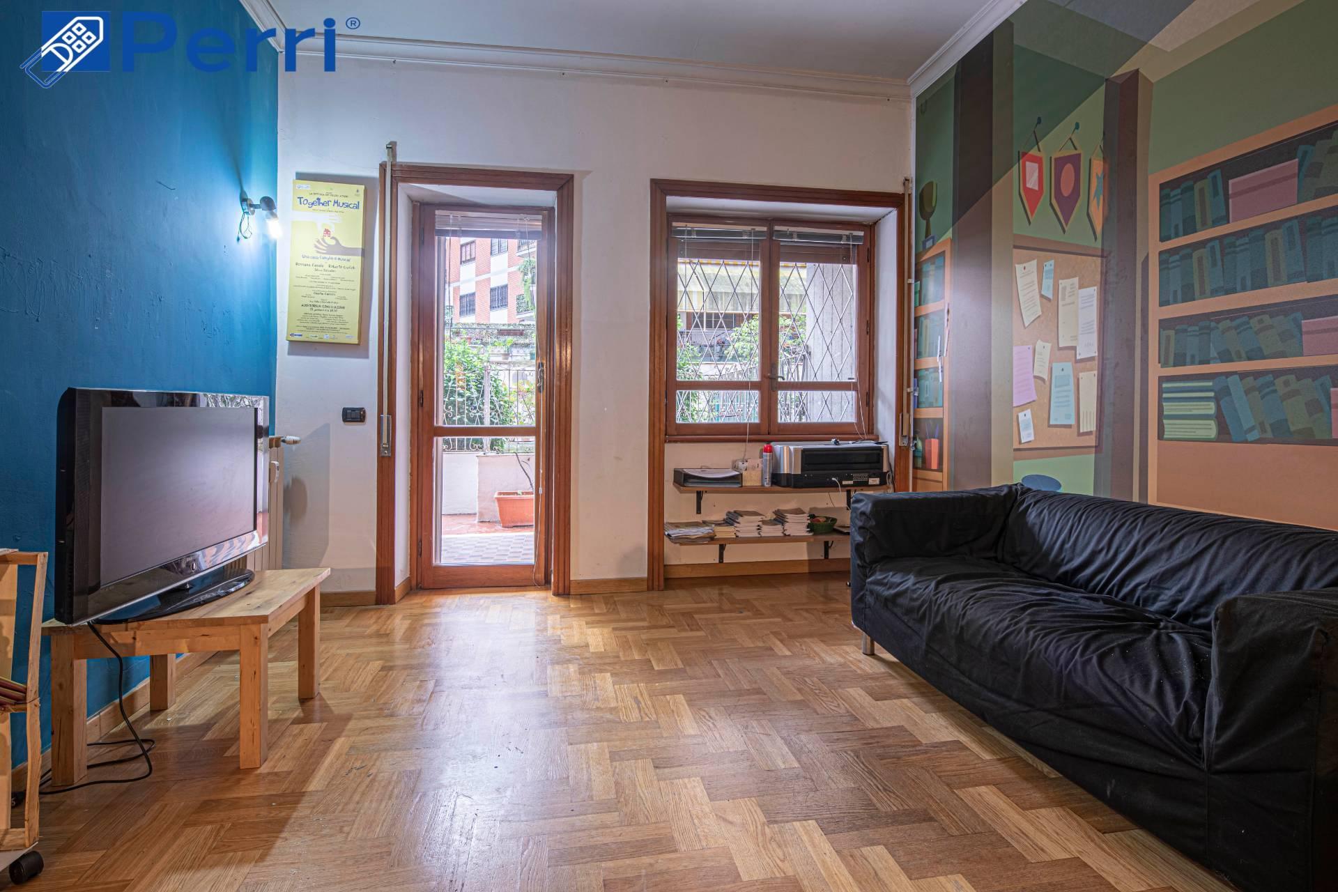Appartamento in vendita a Roma, 5 locali, zona Gianicolense - Colli Portuensi - Monteverde, prezzo € 450.000   PortaleAgenzieImmobiliari.it