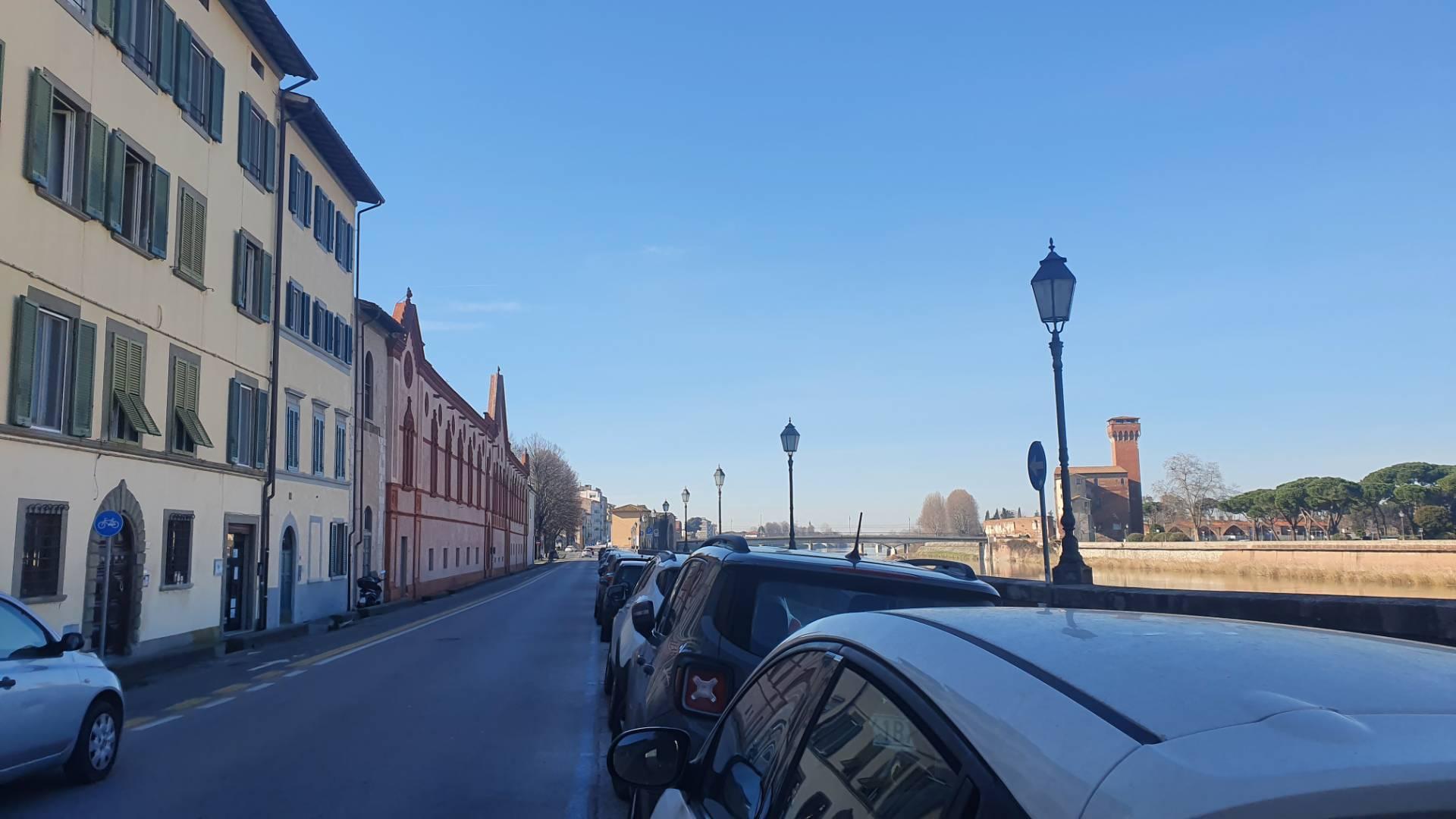 Appartamento in vendita a Pisa, 3 locali, zona Località: Lungarno, prezzo € 239.000 | PortaleAgenzieImmobiliari.it