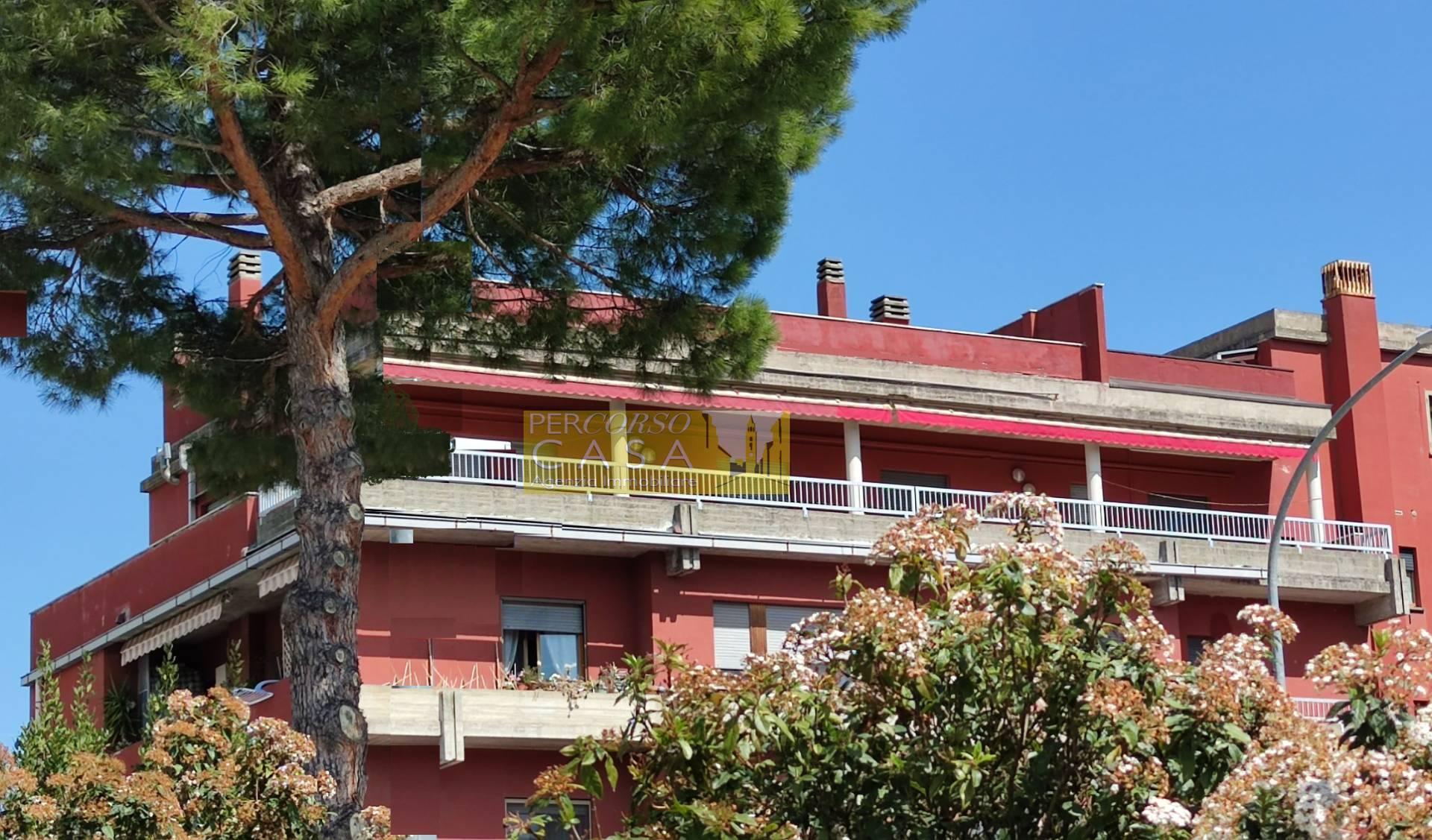 Attico / Mansarda in vendita a Teramo, 7 locali, zona centro, prezzo € 165.000 | PortaleAgenzieImmobiliari.it
