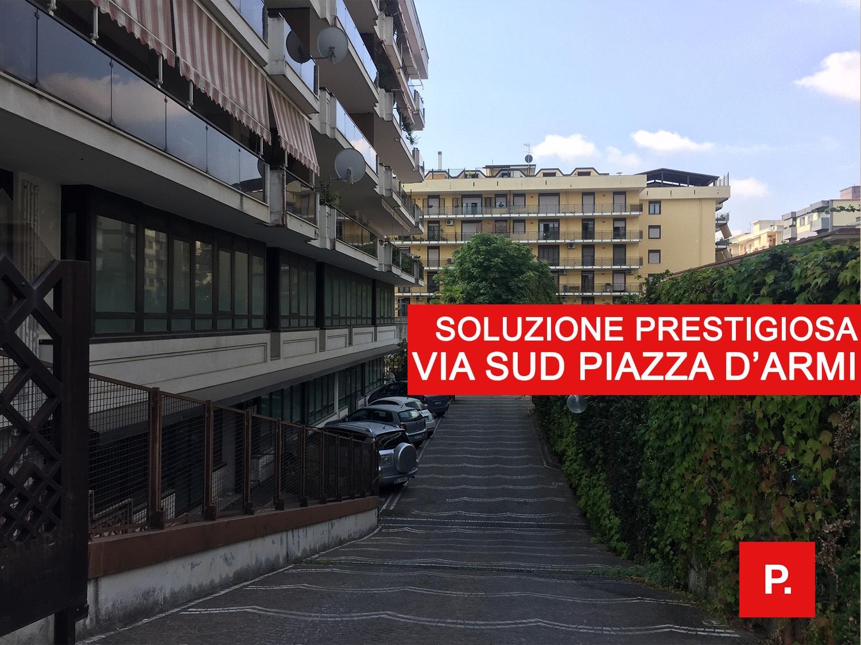vendita appartamento caserta centro  450000 euro  5 locali  150 mq