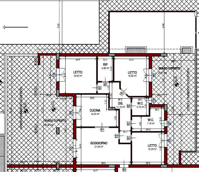 Appartamento in vendita a San Prisco (CE)