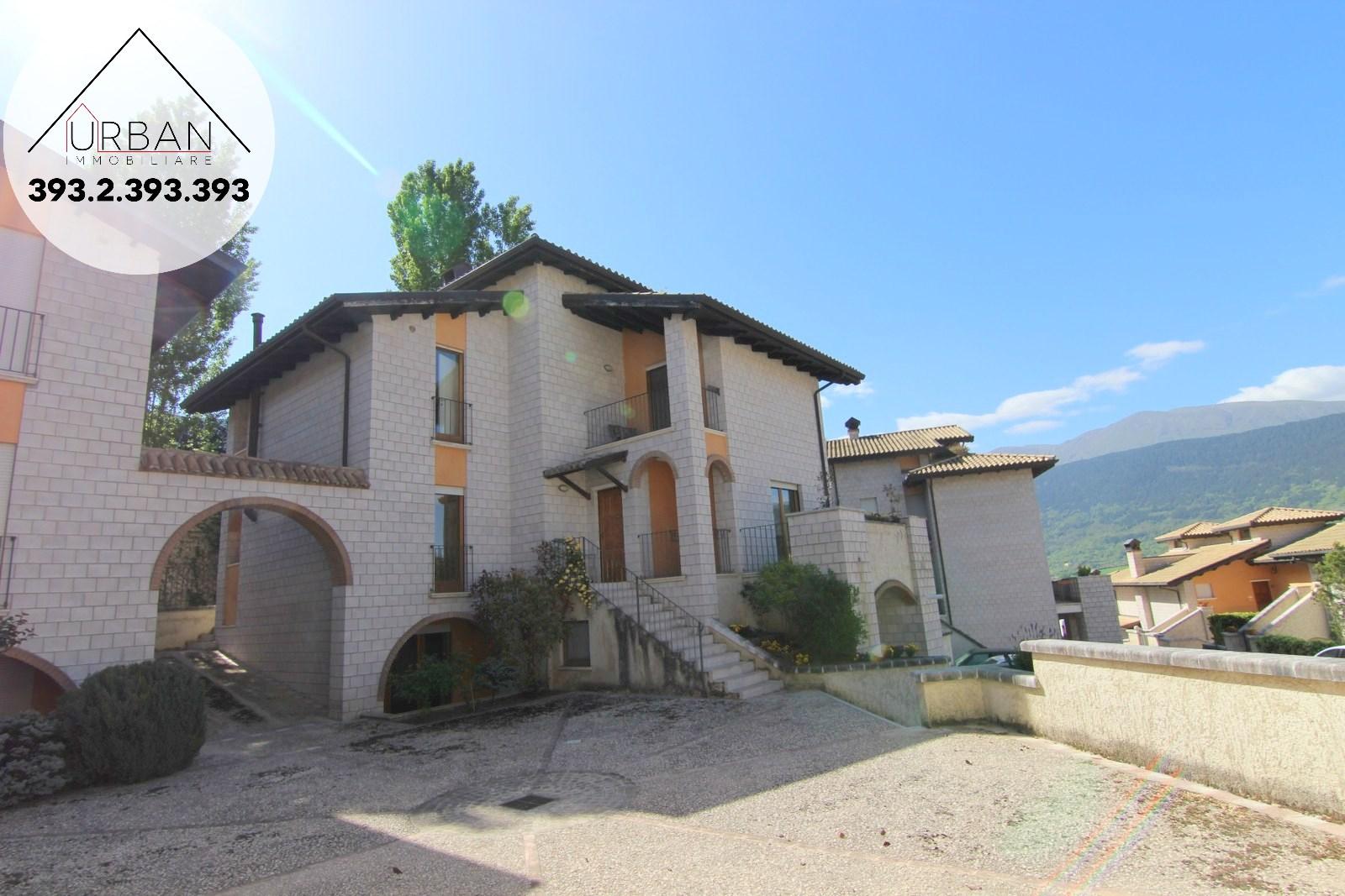 L'Aquila (AQ) - Via Manieri