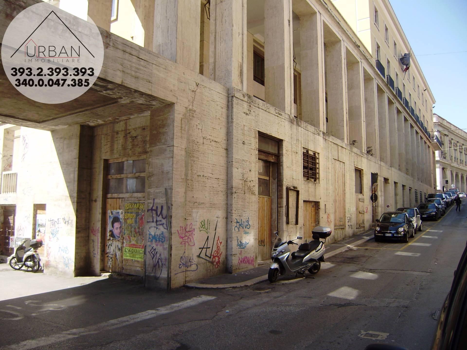 L'Aquila (AQ) - Via San berardino