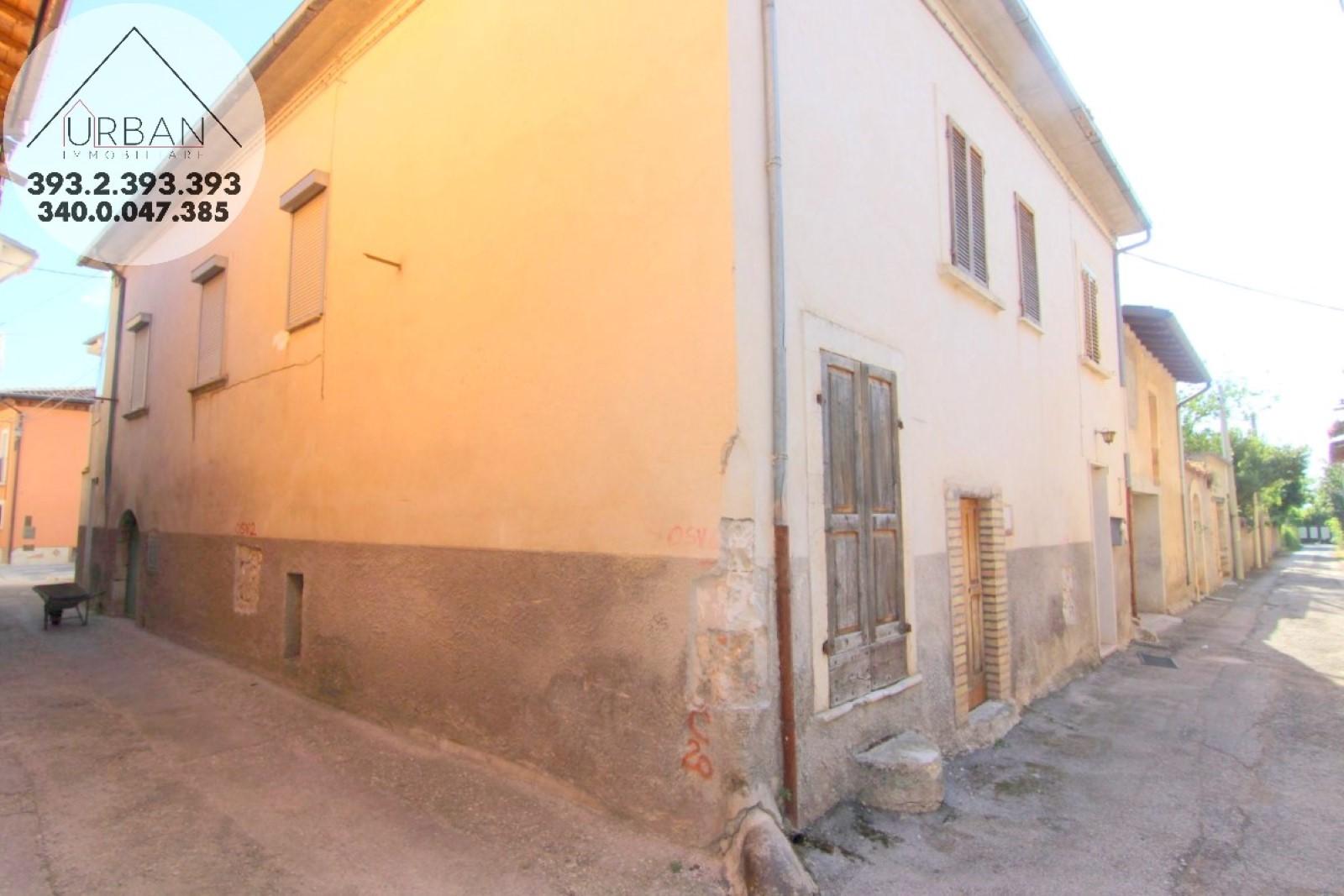 SAN DEMETRIO NE' VESTINI (AQ) - Via Cosma