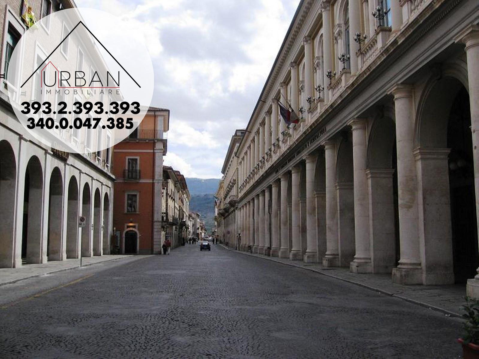 L'Aquila (AQ) - Corso Vittorio Emanuele
