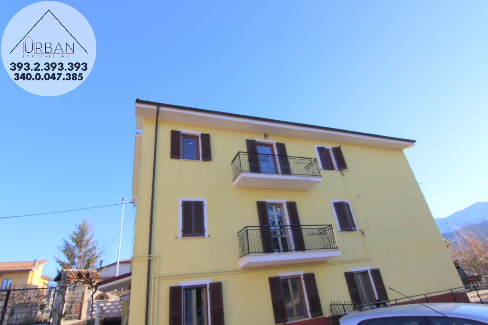 L'Aquila (AQ) - Via Bazzanese