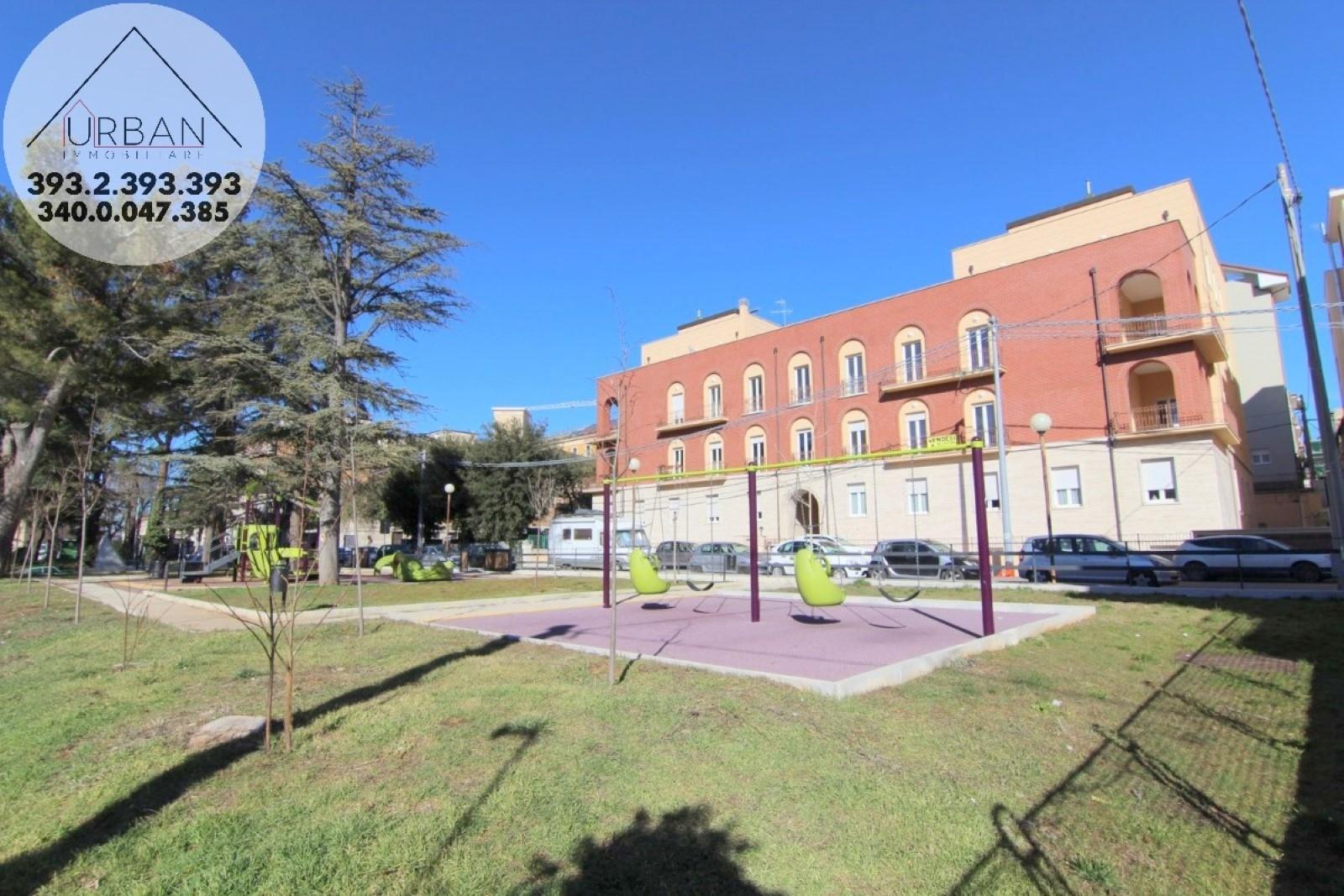 L'Aquila (AQ) - Viale Rendina