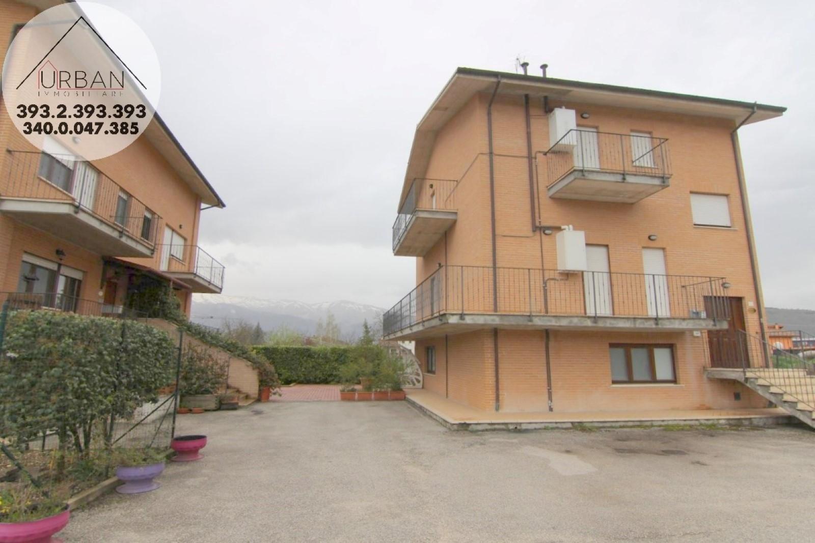 L'Aquila (AQ) - Via Onna