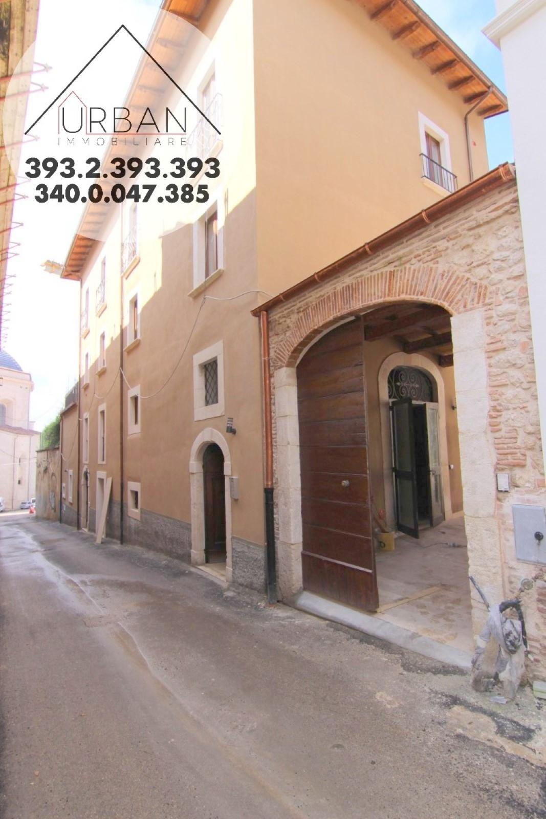 L'Aquila (AQ) - Via Sinizzo
