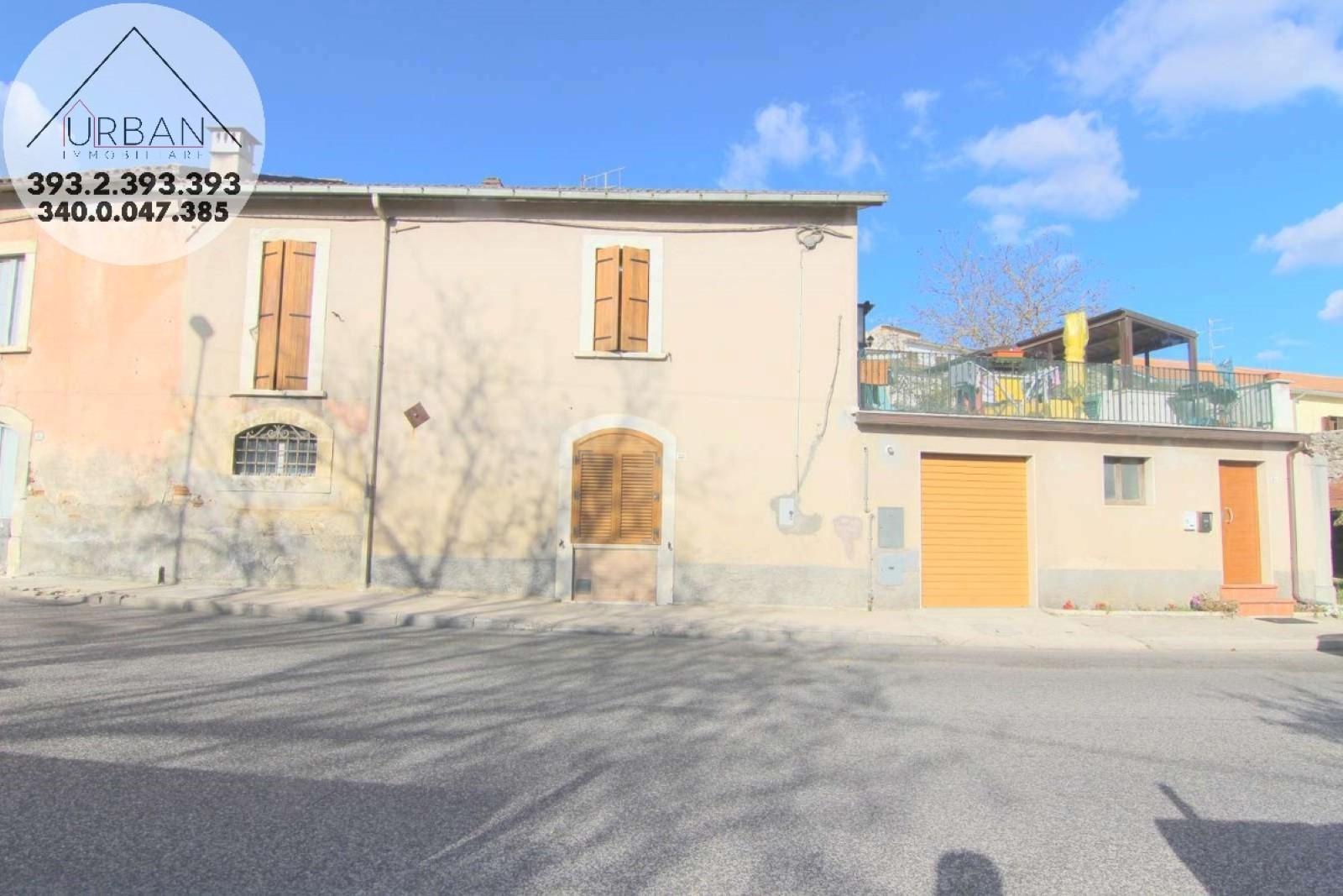 L'Aquila (AQ) - Strada Statale  80 km 8