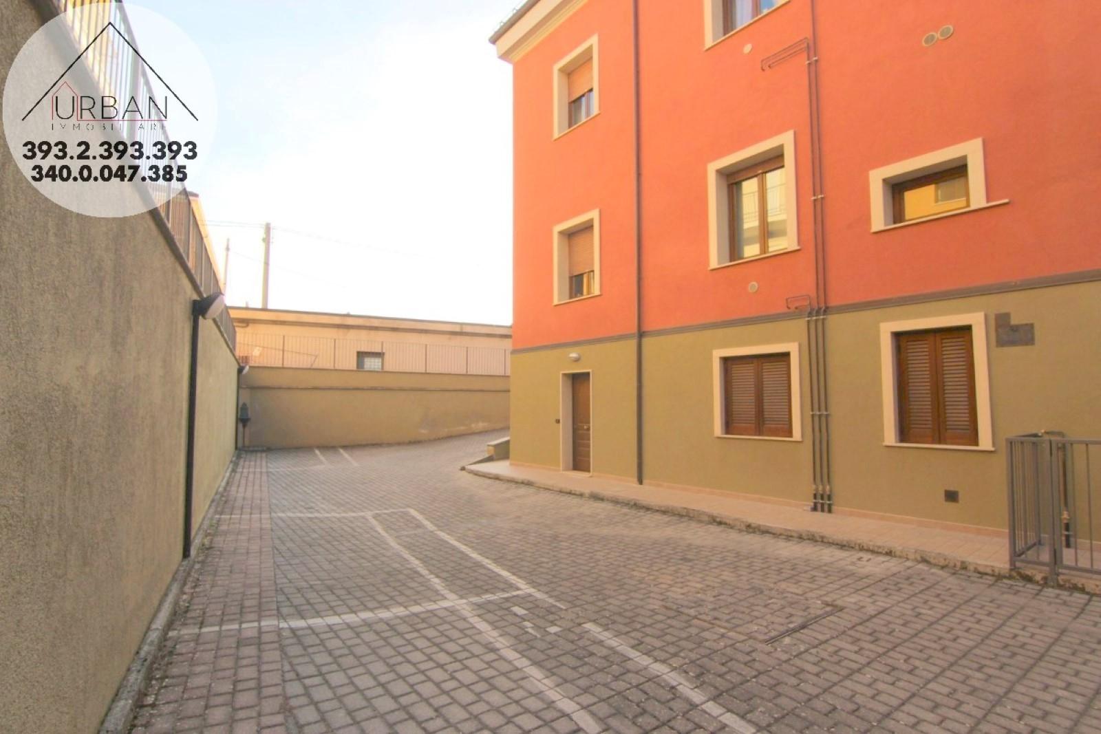 L'Aquila (AQ) - Via Santa Maria di Farfa