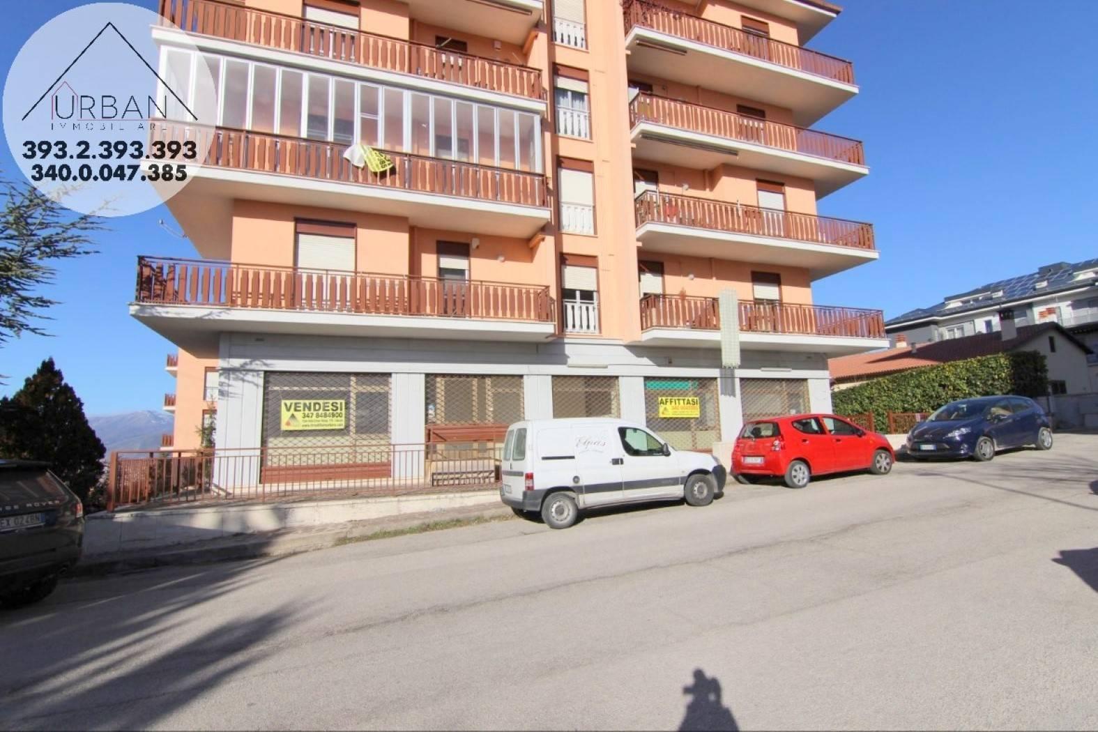 L'Aquila (AQ) - Via Monte Velino