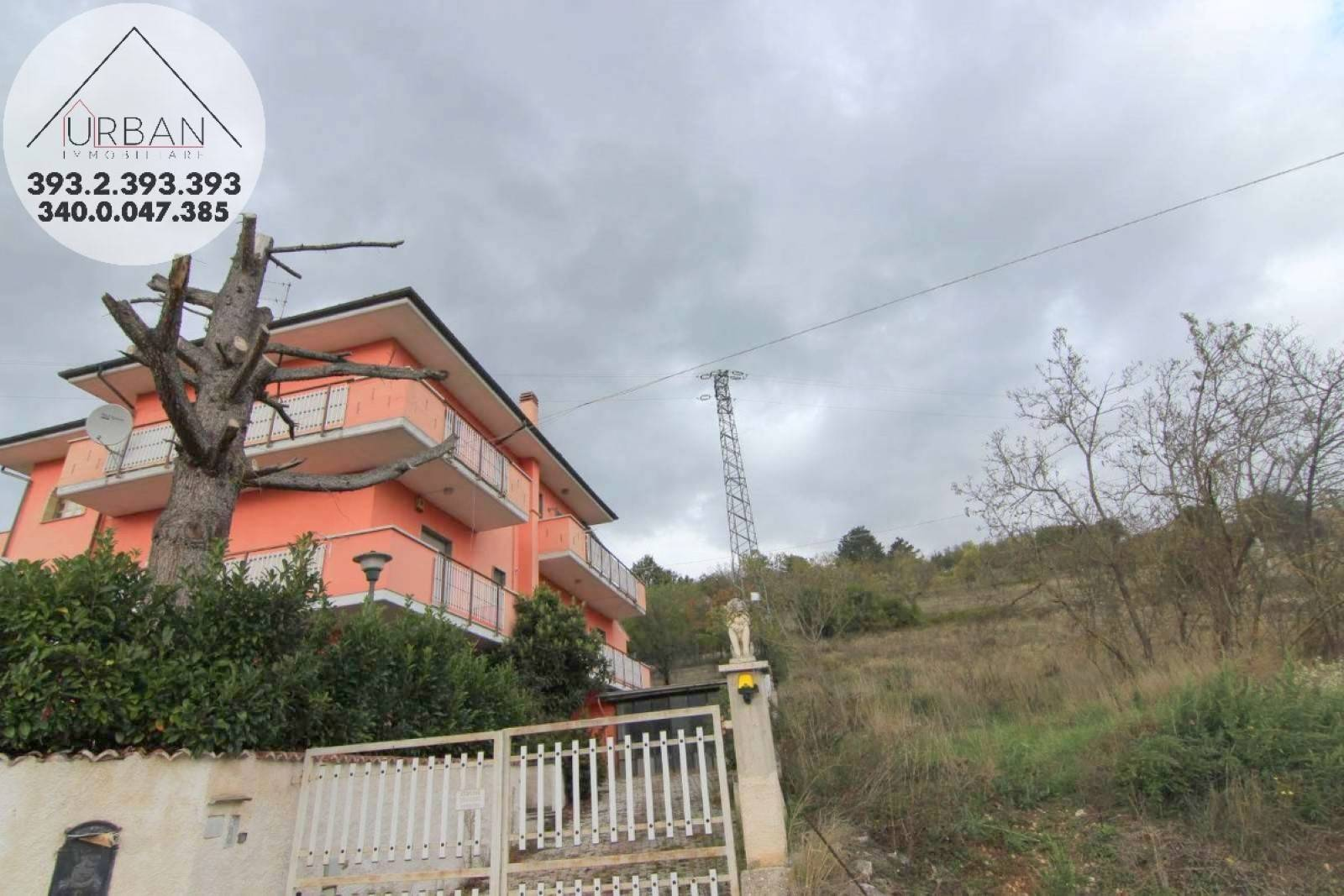 L'Aquila (AQ) - Via Paganica