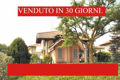 Villa singola in Vendita a Usmate Velate