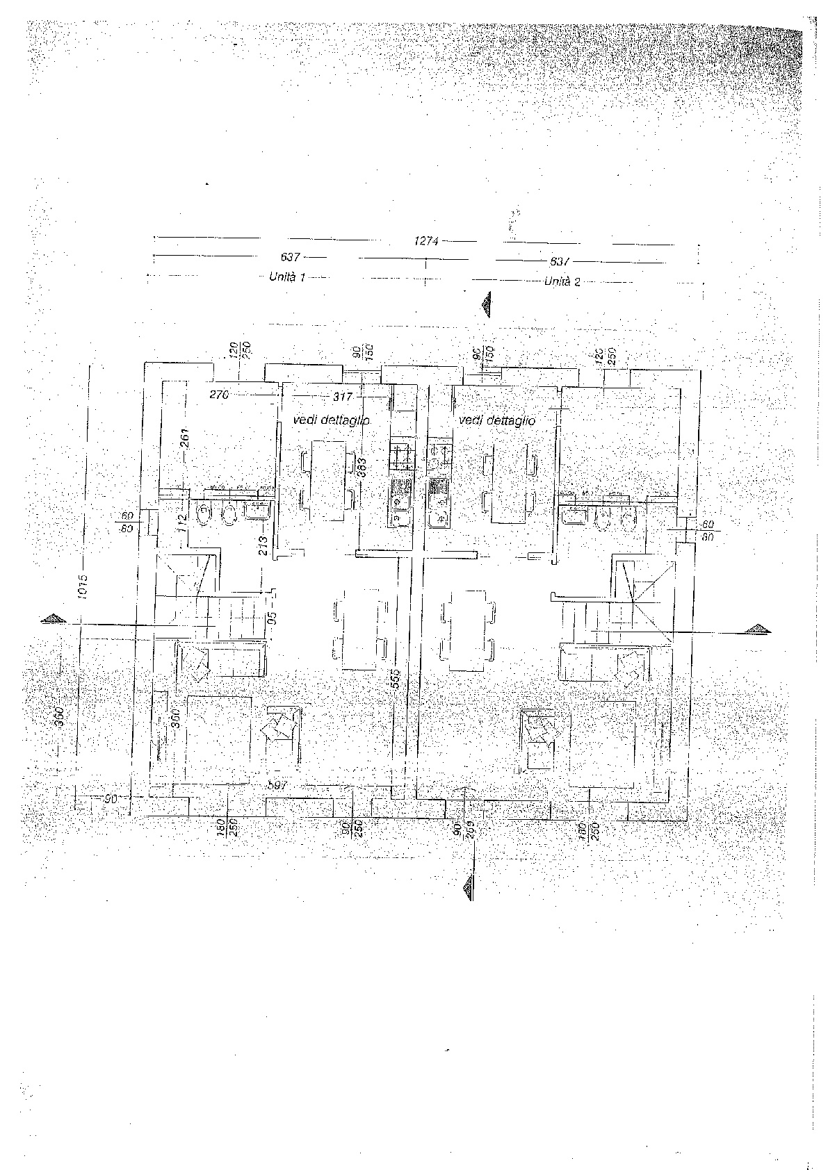 Villetta bifamiliare/Duplex in vendita, rif. AC5975