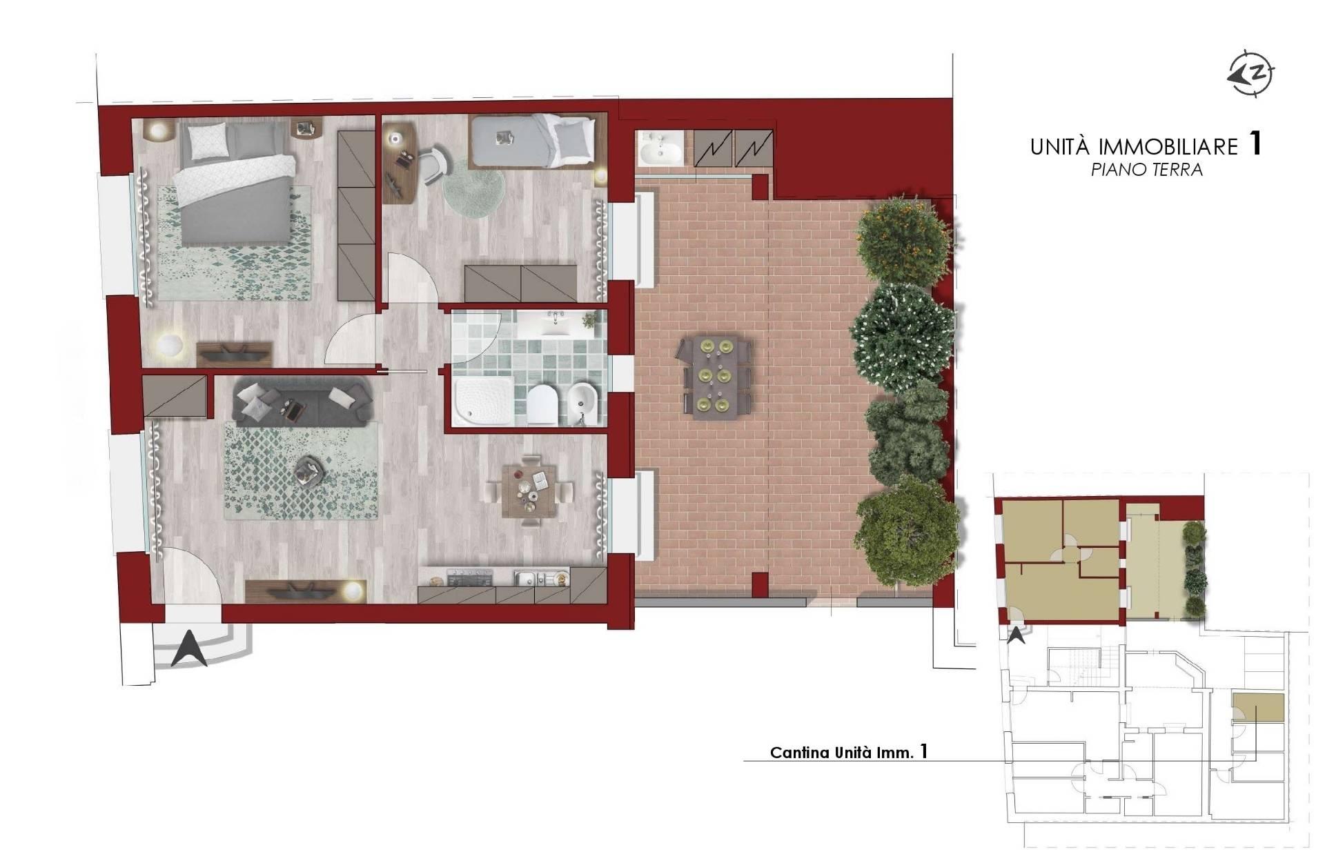 Appartamento in vendita, rif. AC6300