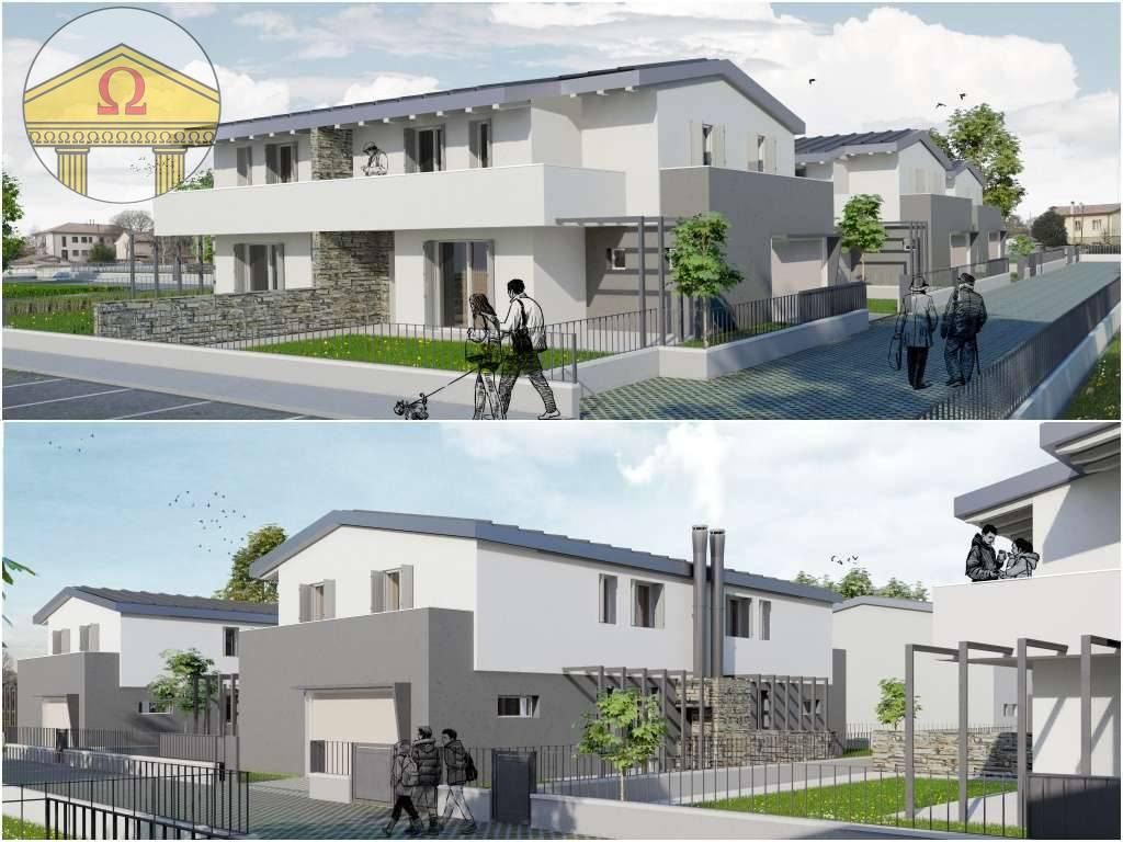 vendita villa bifamiliare ponzano veneto paderno (capoluogo)  5 locali  173 mq