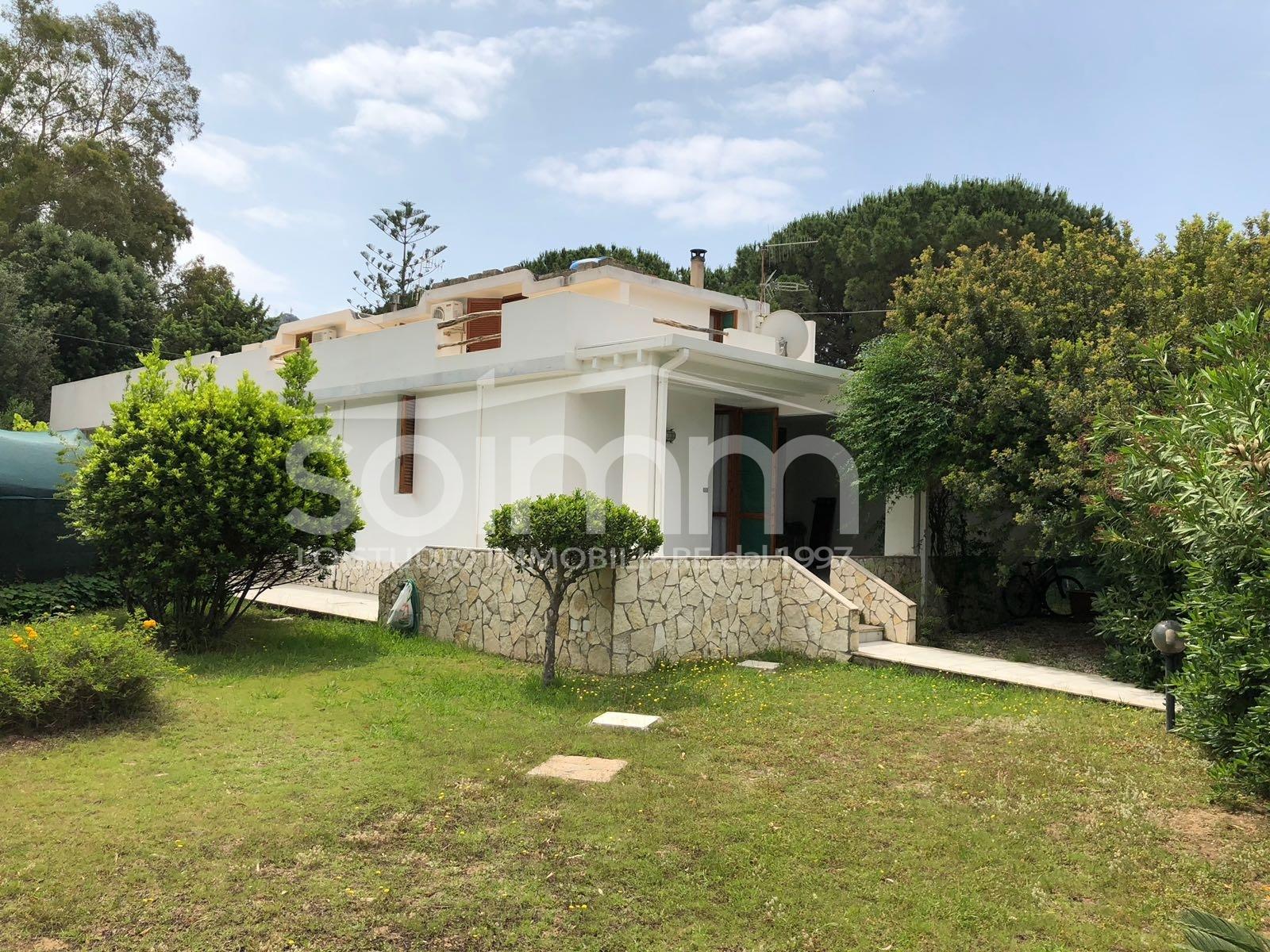 Villa Caposchiera in Vendita a Maracalagonis - Cod. ao114