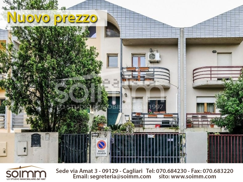 Villa a Schiera in Vendita a Cagliari - Cod. rf3