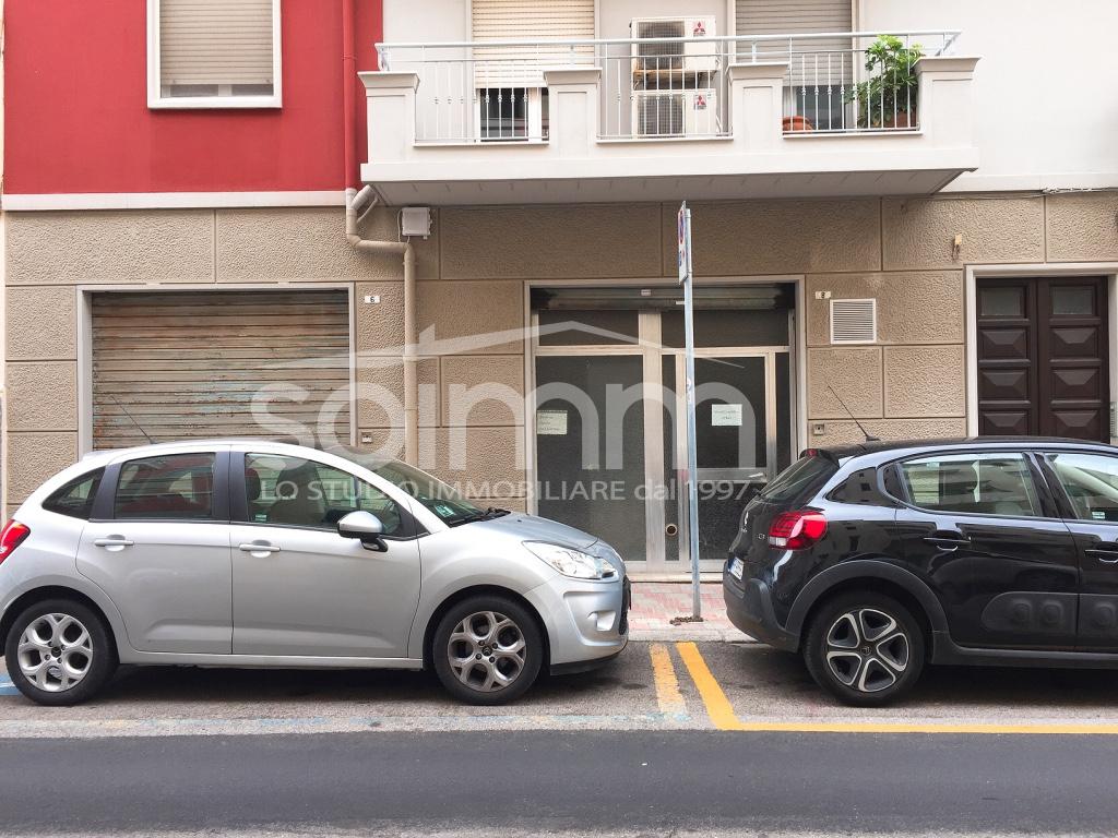 Locale commerciale in Vendita a Cagliari - Cod. MP12/A