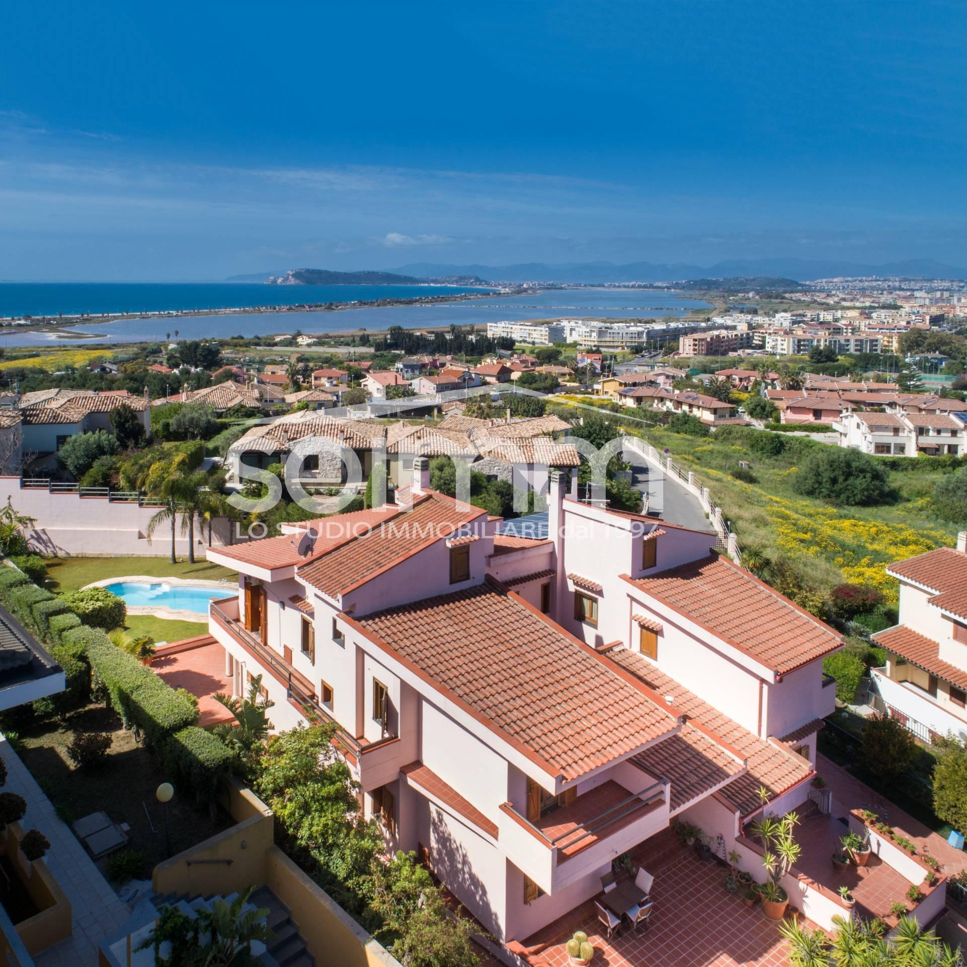 Villa Bifamiliare in Vendita a Quartu Sant'Elena - Cod. AO319