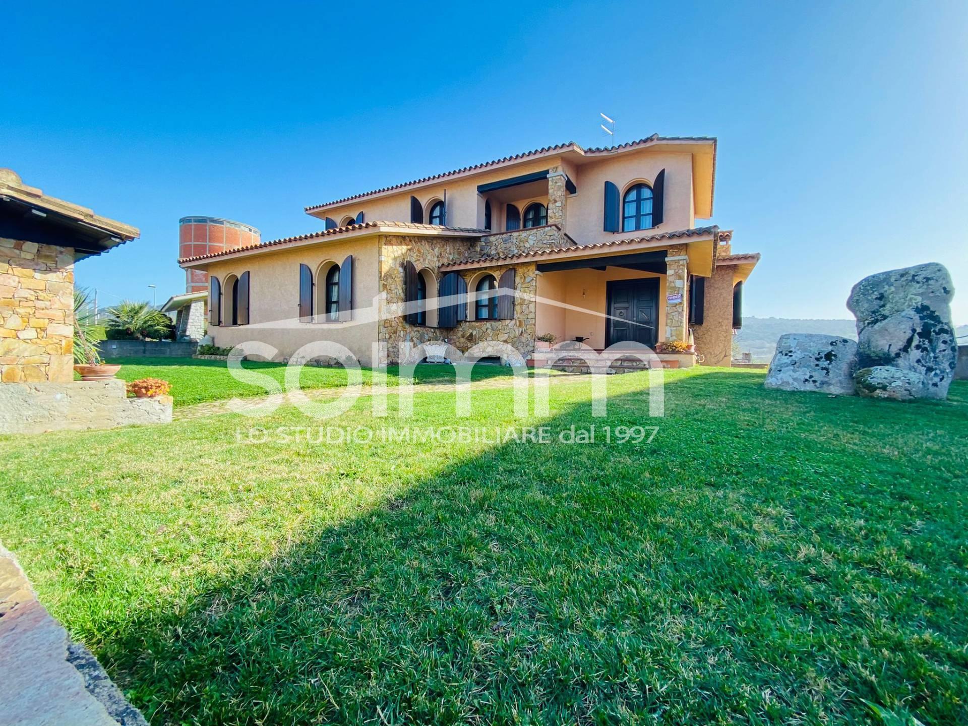 Villa in Vendita a Atzara - Cod. AO356