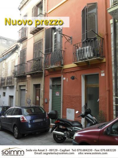 Locale commerciale in Vendita a Cagliari