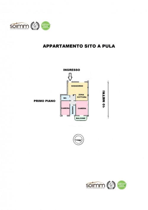 Appartamento in Vendita a Pula