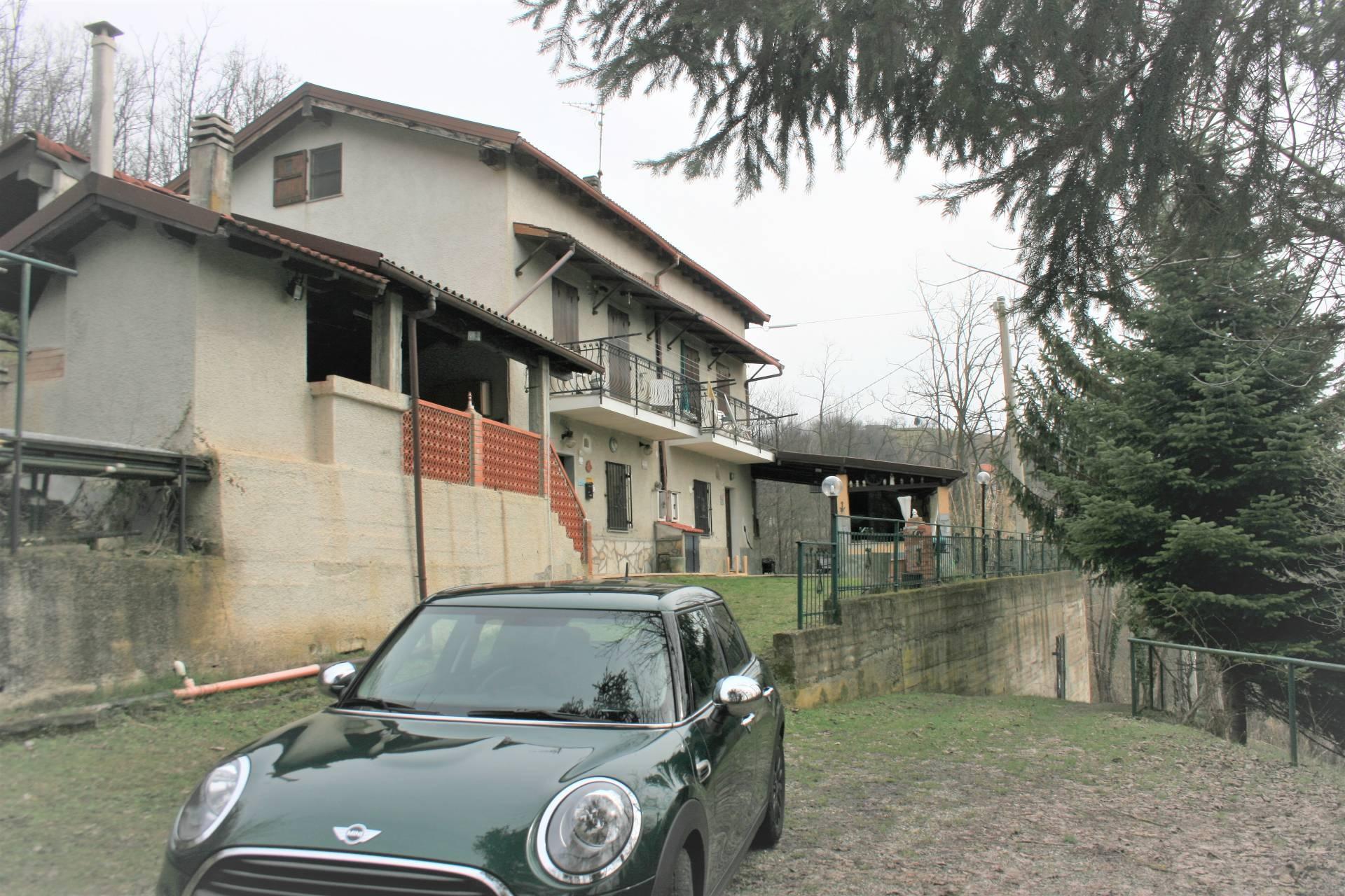 Soluzione Semindipendente in vendita a Morsasco, 6 locali, prezzo € 30.000 | PortaleAgenzieImmobiliari.it