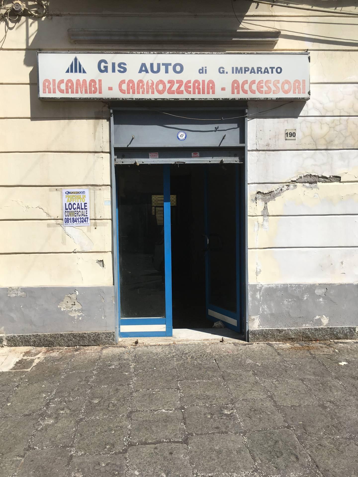 Attività / Licenza in affitto a Marigliano, 2 locali, prezzo € 600 | CambioCasa.it
