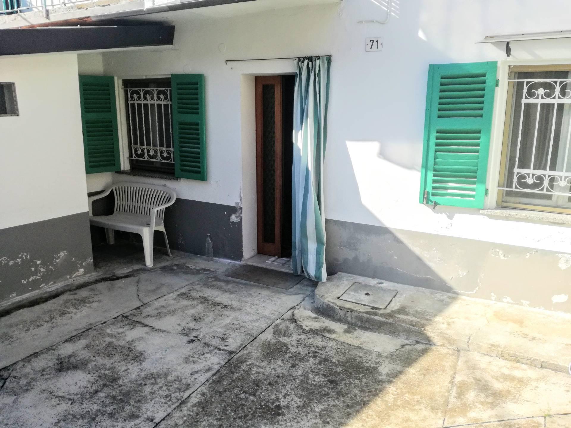 Soluzione Semindipendente in affitto a San Giorgio Monferrato, 4 locali, prezzo € 300   CambioCasa.it