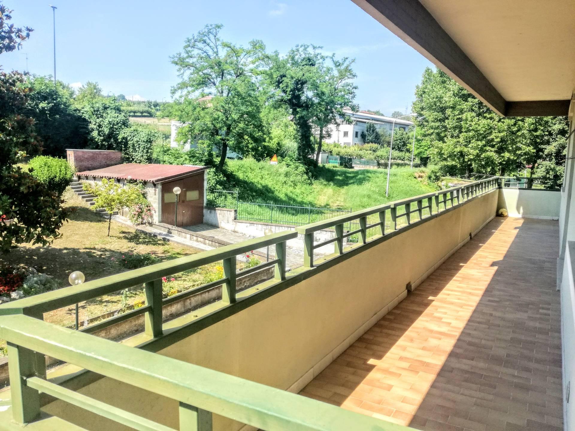 Appartamento in vendita a San Giorgio Monferrato, 3 locali, zona Zona: Chiabotto, prezzo € 49.000   CambioCasa.it